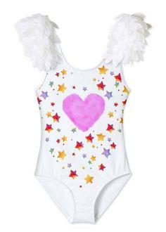Star Cloud, Girls Bathing Suits, Swimwear Fashion, Fashion Boutique, One Piece Swimsuit, Beachwear, Kids Fashion, Luxury Fashion, Swimsuits