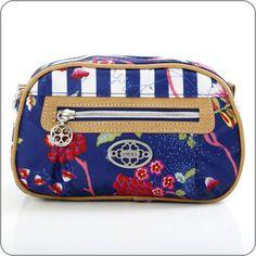 "OILILY ""Summer Romance"" Cosmetic Bag S Marine. www.milksugar.de"