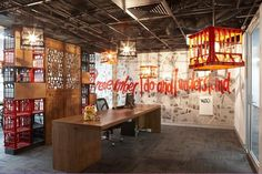 An Office Just Perfect for a Creative Advertising Agency by Zouk Architects