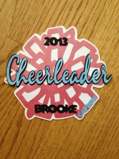 Cheer locker decoration Locker Decorations Pinterest Locker