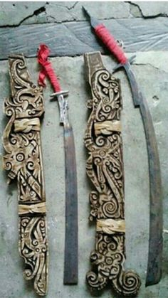 Honda Cx500, Sticks And Stones, Custom Knives, Knives And Swords, Borneo, Blacksmithing, Ninja, Weapons, Concept Art