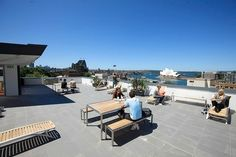 Sydney Harbour YHA, The Rocks, Australia — by Caz and Craig @yTravelBlog. TheSydneyHarbourYHAHostelisagreatbudgetaccommodationchoiceinatoplocationinTheRocksDistrict....
