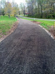 The cheapest way to pave a driveway pinterest driveways 50th tar and chip driveways are low cost alternative to asphalt http solutioingenieria Choice Image