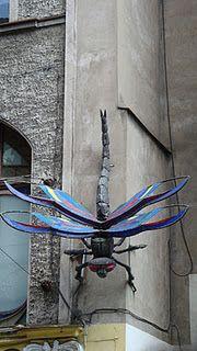 Wroclaw public art.