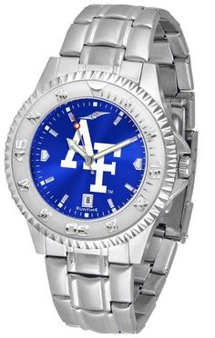 New - Mens Air Force Falcons-Competitor Steel AnoChrome