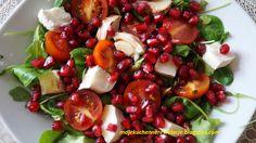 Blog dietetyczno- kulinarny - przepisy z kalorycznością, porady dietetyczne, możliwość zamówienia indywidualnej diety od specjalisty Caprese Salad, Fruit Salad, Halloumi, Salads, Healthy Recipes, Healthy Food, Eat, Blog, Healthy Foods