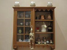 Le cabinet des potions