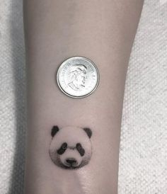 Panda tattoo by Zeke                                                                                                                                                                                 Más
