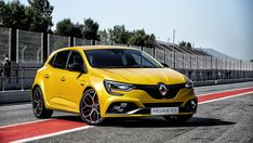 Renault Megane RS Trophy surge na Europa com 300 cavalos Renault Megane 4 Rs, Renault Megane Rs Trophy, New Renault, Renault Sport, Porsche, Audi, Honda Civic Type R, Peugeot, Clio Rs
