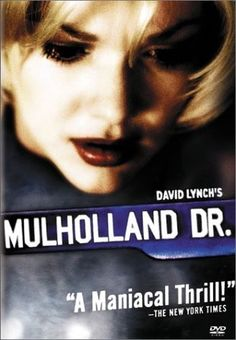 David Lynch's dreamlike and mysterious Mulholland Drive is a twisty neo-noir with an unconventional structure that features a mesmirizing performance from Naomi Watts as a woman on the dark fringes of Hollywood.