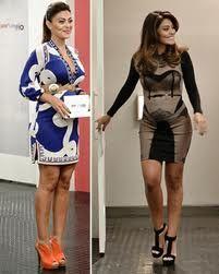 Juliana Paes - Amazing dress for pregnants