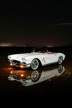 Nice Cool cars 2019 1962 Corvette LS Parkerson… Check more… – Sport Cars Luxury Sports Cars, Sport Cars, Corvette Cabrio, 1962 Corvette, Chevrolet Corvette, Camaro 1969, Corvette Convertible, Pontiac Gto, Classic Corvette