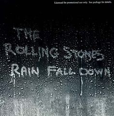 Rain Fall Down- The Rolling Stones, CD