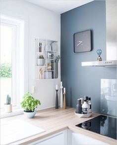 Awesome Scandinavian Kitchen Interior Idea 120