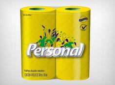 Embalagem especial da Personal para a Copa do Mundo #2014FifaWorldCupBrasil PD