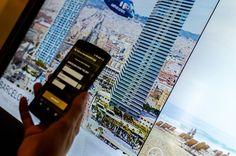 Hotel Eurostars BCN Design during the Mobile World Congress #Barcelona #MWC2015 #EurostarsHotels #Eurostars #Future #Technology