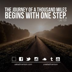 Take the one step.  Tags: #quote #quotation #dailyquote #quoteoftheday #motivation #inspiration #thoughts #thought #wanderlust #keepmoving #travel #traveller #travelling #india #travelblog #travelpreneur #entrepreneur #socialpreneur #startup #photoblog #aakashranison #indore #journey, #thousand #miles #begins #onestep  ___________________________________________________  Read/Write me @ www.aakashranison.com/blog twitter.com/aakashranison facebook.com/aakashranison aakashranison@gmail.com…