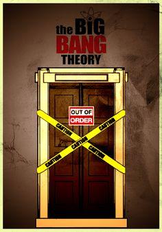 Big bang theory broken elevator poster The Big Theory, Big Bang Theory Funny, Tbbt, Memes, Netflix And Chill, Movie Poster Art, Music Tv, Bigbang, Favorite Tv Shows