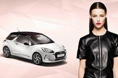 """DS、""""女性の肌を健やかに見せる""""マットピンクの専用内装を採用した「DS 3 ジバンシイ ル メイクアップ」 - Car Watch"""