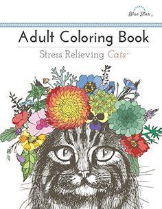 Картинки по запросу blue star coloring adult coloring book - isbn 9781941325209