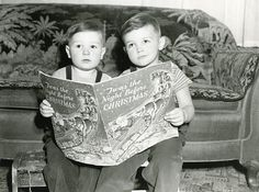 Twas the night before Christmas, 1943