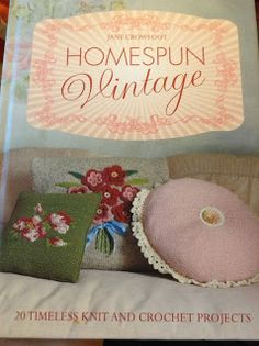 Will Give It A Go: Homespun Vintage - Jane Crowfoot