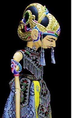 10 Gambar Wayang Golek Terbaik Seni Indonesia Budaya
