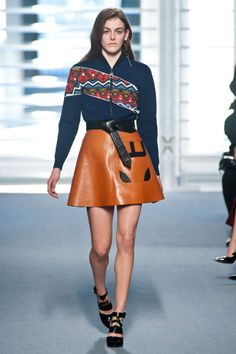 Fall 2014 RTW Louis Vuitton Collection