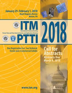 ION ITM/PTTI 2018 Cover Art March 9th, Cover Art, Graphic Design, Abstract, Summary, Cover Design
