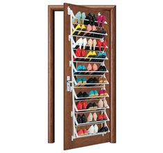 Over+door+Shoe+Rack+-+Large