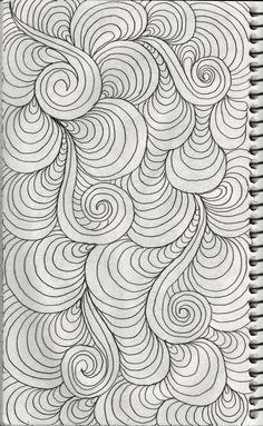 LuAnn Kessi: From My Sketch Book...