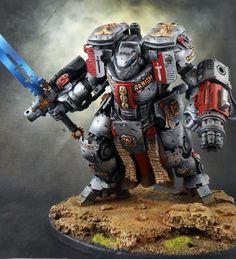 grey knight model