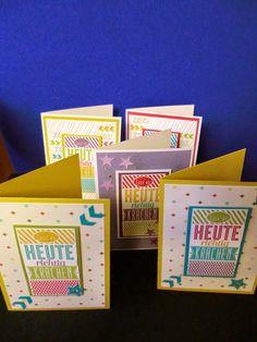 Kreatives Herzerl: Geburtstagskracher