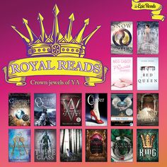 #RoyalReads: 16 YA Books to Rule Us All | Blog | Epic Reads