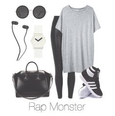 BTS Rapmonster Outfit