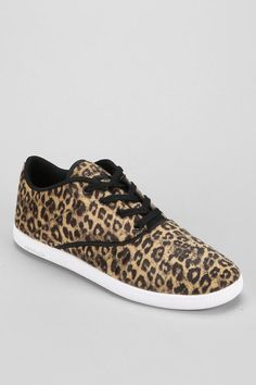Reebok Berlin Animal Print Sneaker from Urban Outfitters