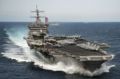 USS Enterprise, the world's first nuclear-powered aircraft carrier, officially decommissioned after 51 years