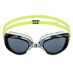 Barracuda Swim Goggle AQUAVIPER - One-piece Frame Soft Seals Streamlined Design, Anti-Fog UV Protection, Comfortable Fit Lightweight, Fashion Premium Quality for Adults Men Women #92055