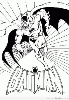 Today We Have Some Batman Coloring Pages To Add Your Collection Has Be One Of The Coolest DC Comic Characters Since