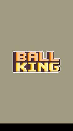 Ball King Start Screen
