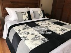 Flannel Quilts, Bed Runner, Bed Design, Furniture, Home Decor, Scrappy Quilts, Luxury Bedding, Decorative Curtains, Pillow Shams