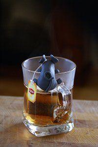 Myszka do herbaty?