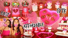 DIY Valentine's Day Treats & Gifts ♡