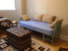 How to Make a Cheap Daybed