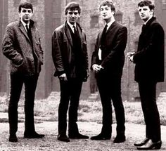 Beatles 1960s style & fashion