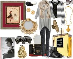 Like this French Chic collection