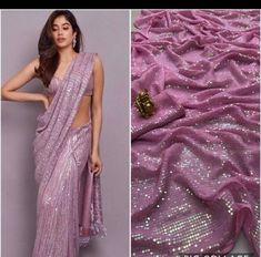Chiffon Saree, Georgette Sarees, Organza Saree, Cotton Saree, Sari Blouse, Saree Blouse Designs, Sari Dress, Indian Dresses, Indian Outfits