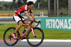 TOP 5 - BICICLETAS DE CARRETERA: Fernando Alonso se queda en tierra