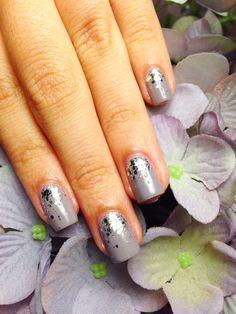 Essie nail gradient