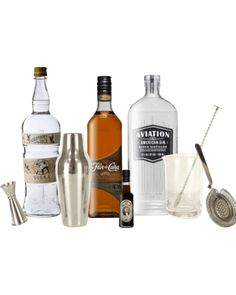 The Ultimate Cocktail Bar Kit